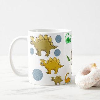 mugs dinosaur