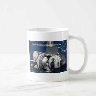 "Mugs, ""Failure...condiment...success its flavor"" Classic White Coffee Mug"