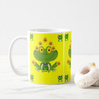 mugs frogs