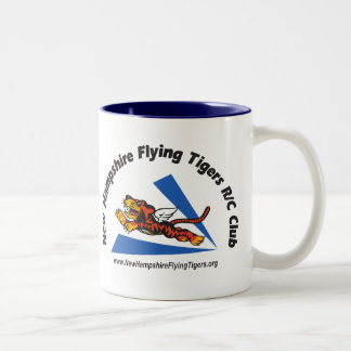Mugs, glasses and steins w/NH Flying Tigers logo