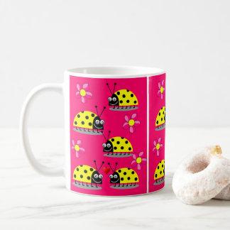 mugs ladybugs
