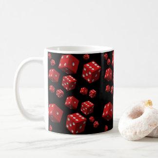 mugs red dice
