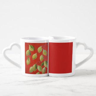 Mugs with lemons