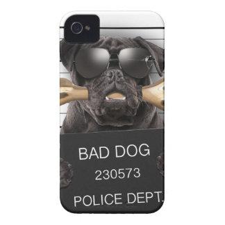 Mugshot dog,funny pug,pug Case-Mate iPhone 4 case