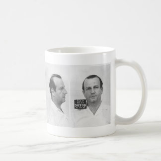 Mugshot Mug. Jack Ruby Coffee Mug