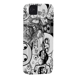 Muh Phone | the Trollface Collection (1/3) iPhone 4 Case-Mate Cases