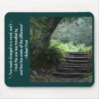 Muir Woods Forest Photo Mousepad
