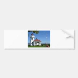 Mukilteo Lighthouse Bumper Sticker