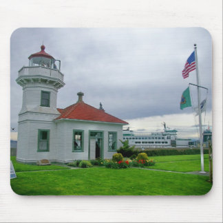 Mukilteo Lighthouse Mouse Pad
