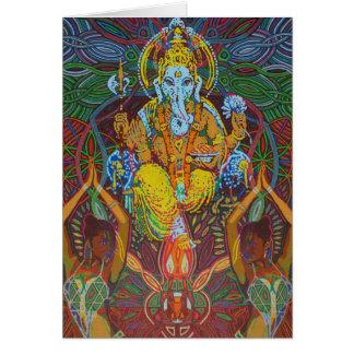 muladhara - 2011 as greeting card