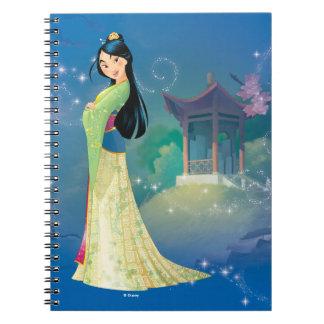 Mulan | Fearless Dreamer Notebook