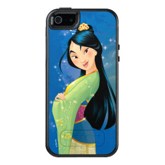 Mulan | Fearless Dreamer OtterBox iPhone 5/5s/SE Case