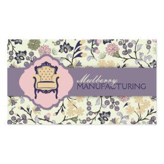 Mulberry Business Cards