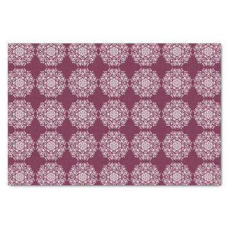 Mulberry Mandala Tissue Paper