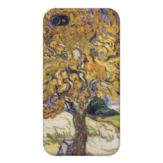 Mulberry Tree, 1889 iPhone 4/4S Covers