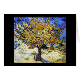 Mulberry Tree Card