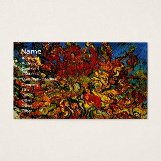 Mulberry Tree Van Gogh Fine Art Business Card