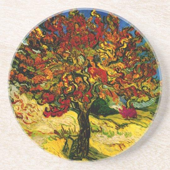 Mulberry Tree Van Gogh Fine Art Coaster