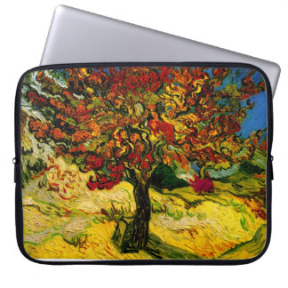 Mulberry Tree Van Gogh Fine Art Laptop Sleeve