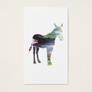 Mule Business Card