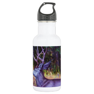 Mule Deer Buck 532 Ml Water Bottle