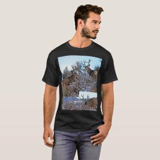 Mule deer photo art T-Shirt