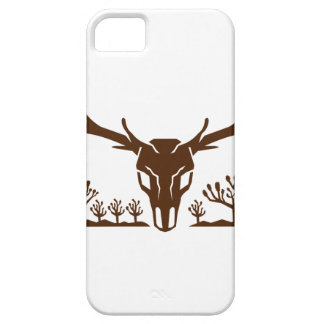 Mule Deer Skull Joshua Tree Icon iPhone 5 Cases