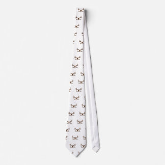 Mule Deer Skull Joshua Tree Icon Tie