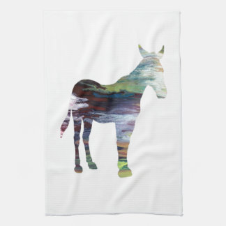 Mule Kitchen Towel