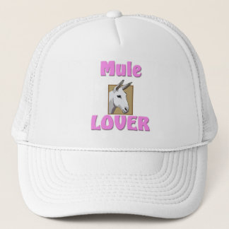 Mule Lover Trucker Hat