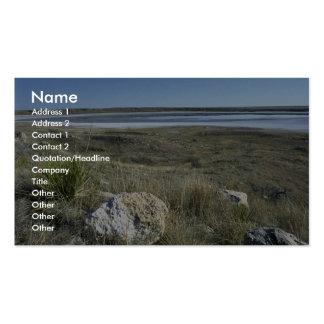 Muleshoe National Wildlife Refuge Business Card Template