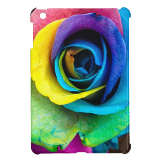 Mulit-Colored Rose by SnapDaddy, can Personalize! iPad Mini Case