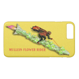 MULLEIN RIDER BUTTERFLY by Slipperywindow iPhone 8 Plus/7 Plus Case