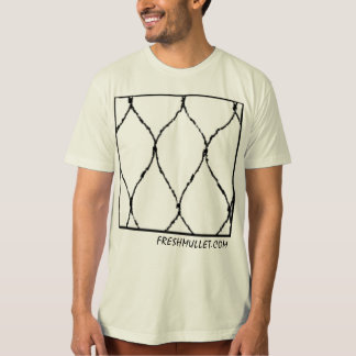 Mullet Net Stockings T-shirt
