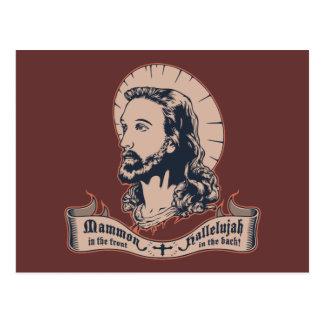 Mullet of Ascension Postcard