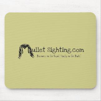 Mullet Sighting Mousepad
