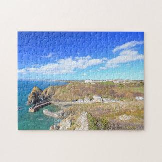 Mullion Cove Jigsaw Puzzle