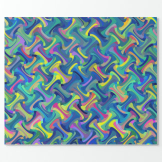 Multi-Color Abstract Pattern