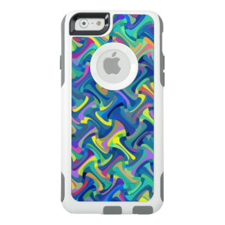 Multi-Color Abstract Pattern OtterBox iPhone 6/6s Case