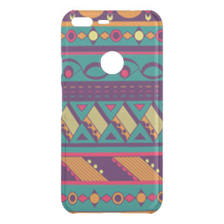 Multi Color African Design Uncommon Google Pixel XL Case