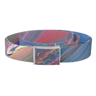 Multi-Color Belt
