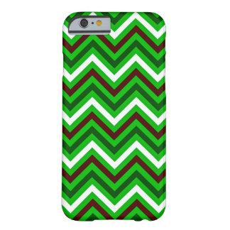 Multi color chevron desigin iPhone 6/6s Barely There iPhone 6 Case