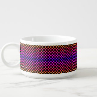 Multi-color Dots Bowl