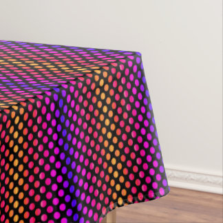 Multi-color Dots Tablecloth