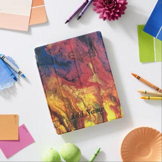 Multi Color Personalized iPad Case iPad Cover