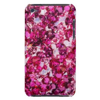Multi Color Pink Diamonds Case-Mate iPod Touch Case