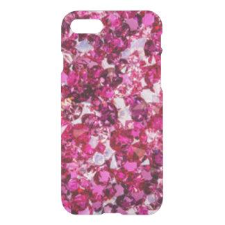 Multi Color Pink Diamonds iPhone 8/7 Case