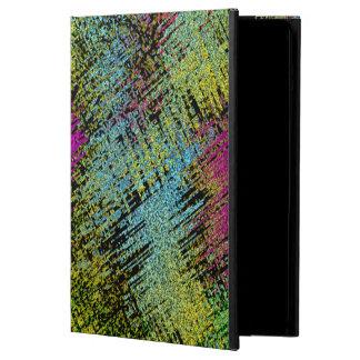 Multi-Color Stitches iPad Air Case