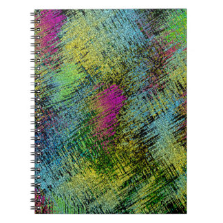 Multi-Color Stitches Notebooks