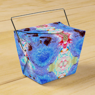 Multi-Color Sunflower Box
